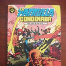 Cómics: LA PATRULLA CONDENADA Nº 1 EDICIONES ZINCO. Lote 46520474