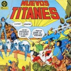 Comics: NUEVOS TITANES Nº 15. Lote 27990130