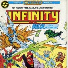 Cómics: INFINITY INC Nº 13. Lote 27990181
