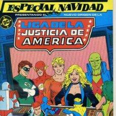 Comics: LIGA DE LA JUSTICIA AMÉRICA Nº 2 ESPECIAL NAVIDAD. Lote 27990202