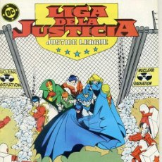 Cómics: LIGA DE LA JUSTICIA Nº 3. Lote 27990235