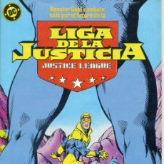 Cómics: LIGA DE LA JUSTICIA Nº 4. Lote 27990247