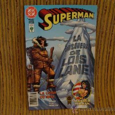 Cómics: SUPERMAN: LA BUSQUEDA DE LOIS LANE- LUNA DE MIEL. Lote 28136270