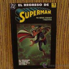 Cómics: EL REGRESO DE SUPERMAN. Lote 28136343