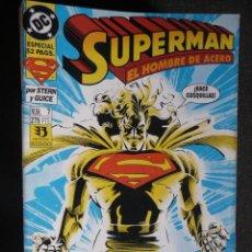 Cómics: SUPERMAN. EL HOMBRE DE ACERO. Nº 7. ZINCO. Lote 28275800