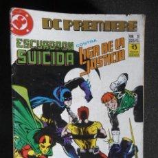 Cómics: DC PREMIERE. Nº 3. ESCUADRÓN SUICIDA CONTRA LIGA DE LA JUSTICIA. ZINCO. Lote 28275816