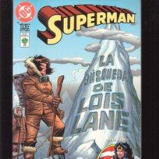 Cómics: SUPERMAN , LA BUSQUEDA DE LOIS LANE - WONDER WOMAN. Lote 28312925
