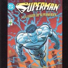 Cómics: SUPERMAN , Y LA LEGION DE SUPERHEROES. Lote 28312952