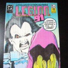 Cómics: LEGION 91 Nº 2 EDICIONES ZINCO 1991 ARX65. Lote 28368030