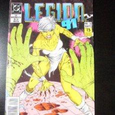 Cómics: LEGION 91 Nº 5 EDICIONES ZINCO 1991 ARX65. Lote 28368049