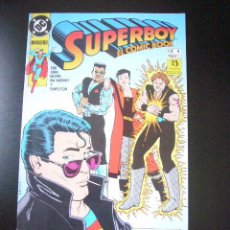 Cómics: SUPERBOY Nº 4 - PRESIÓN TOTAL -- ZINCO 1990 ARX65. Lote 28377137