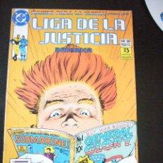 Cómics: LIGA DE LA JUSTICIA INTERNACIONAL Nº 40 ZINCO -----C24. Lote 28386729