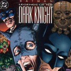 Cómics: BATMAN : LEYENDAS DE Nº 38-39 MASK. Lote 25991122