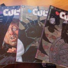 Cómics: BATMAN THE CULT LOTE COLECCION COMPLETA 4 EJEMPLARES (COIB8). Lote 28471956