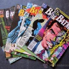 Cómics: LOTE 6 COMICS BATMAN - EDICONES ZINCO. Lote 40550563
