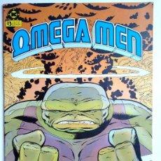 Cómics: EL ASOMBROSO ORIGEN DE BROOT, OMEGA MEN Nº2, 1984 . Lote 28492111
