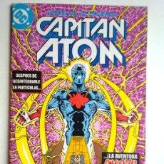Cómics: CAPITAN ATOM, Nº 1, EDICIONES ZINCO 1989 EN . Lote 28492571