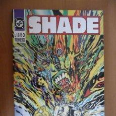 Cómics: SHADE. COMPLETA EN DOS PRESTIGIOS. ZINCO. Lote 28653182