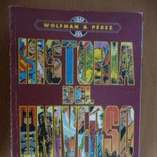 Cómics: HISTORIA DEL UNIVERSO DC. LIBRO 1. ZINCO. Lote 28653926