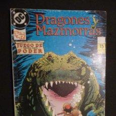 Cómics: DRAGONES Y MAZMORRAS. TOMO DEL 7 AL 10. ZINCO. Lote 28656965