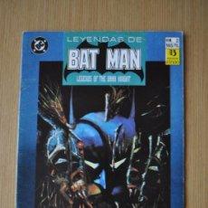 Cómics: LEYENDAS DE BATMAN Nº 2