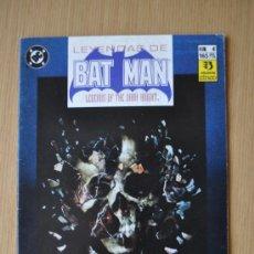 Cómics: LEYENDAS DE BATMAN Nº 4