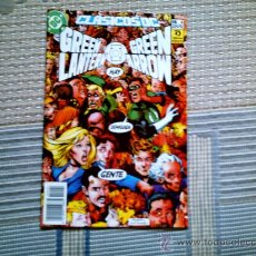 Cómics: GREEN LANTERN/GREEN ARROW, DE NEAL ADAMS. CLASICOS DC Nº 4. Lote 28211074