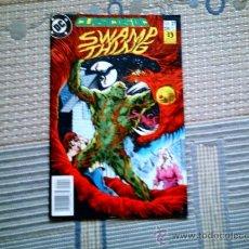 Cómics: SWAMP THING. CLASICOS DC Nº 27 (MOORE, BISSETTE Y TOTLEBEN). Lote 28214624
