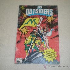 Cómics: COMIC LOS OUTSIDERS ZINCO DC. Lote 28807879