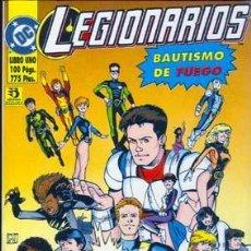 Cómics: LEGIONARIOS BAUTISMO DE FUEGO. Lote 28897874