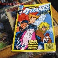 Cómics: NUEVOS TITANES : EQUIPO TITANES. Lote 28897885