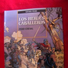 Cómics: LOS HEROES CABALLEROS 1 - COTHIAS & ROUGE - TAPA BLANDA. Lote 29098865