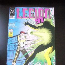 Cómics: L.E.G.I.O.N. 91 Nº 10 ZINCO GIFFEN KITSON ...........C18. Lote 29118089