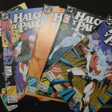 Cómics: HALCÓN Y PALOMA. ¡¡COMPLETA EN 5 NÚMEROS SUELTOS!! ZINCO. Lote 29290366
