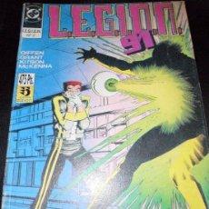 Cómics: L.E.G.I.O.N. 91 RETAPADO DEL Nº 6 AL 10. Lote 29310632