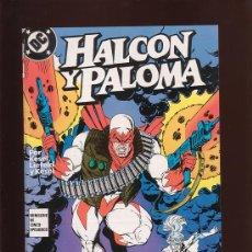 Cómics: COMIC • HALCÓN Y PALOMA Nº4 (ROB LIEFELD) ED. ZINCO. Lote 29350723