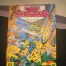 Cómics: LIGA DE LA JUSTICIA INTERNACIONAL Nº 11 ZINCO . Lote 33621381