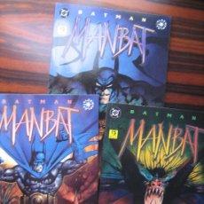 Cómics: BATMAN: MANBAT COLECCIÓN COMPLETA.. Lote 29362550