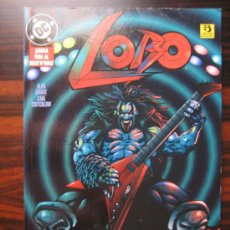 Cómics: LOBO: ¡LARGA VIDA AL ROCK N ROLL!. Lote 29362658