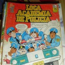 Cómics: - LA LOCA ACADEMIA DE POLICIA - ED. ZINCO - N.º 1 . Lote 29411491