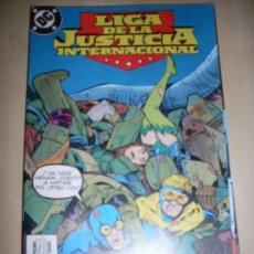 Comics : ZINCO DC LIGA DE LA JUSTICIA INTERNACIONAL NUMERO 18 . Lote 29454478