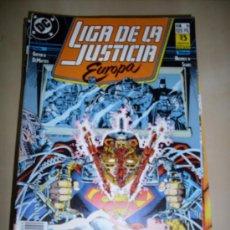 Comics - ZINCO DC LIGA DE LA JUSTICIA EUROPA NUMERO 9 - 29455535