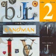 Cómics: SANDMAN - VIDAS BREVES 2 - NEIL GAIMAN - ZINCO. Lote 29487368