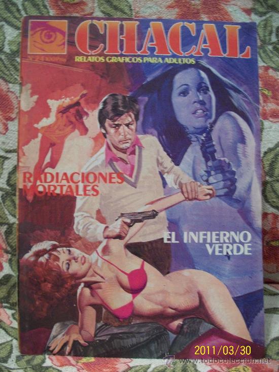 Cómics: EROTICOS ZINCO - Foto 7 - 29574942