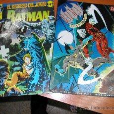 Cómics: C4910. BATMAN. LOTE 2 COMICS. DC COMICS. ED 1991.. Lote 29670707