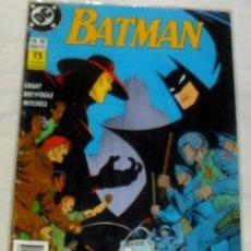 Cómics: BATMAN Nº 46. EDICIONES ZINCO. DC COMICS.. Lote 29704571