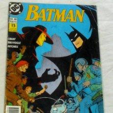 Cómics: BATMAN Nº 46. EDICIONES ZINCO. DC COMICS.. Lote 29704575