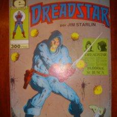 Cómics: DREADSTAR POR JIM STARLIN DEL1 AL 5. Lote 29778359