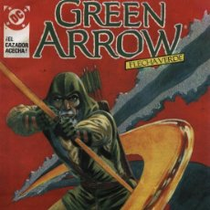Cómics: GREEN ARROW Nº 3 Y 12 ZINCO. Lote 29787235
