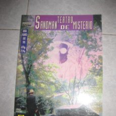 Cómics: SANDMAN TEATRO DE MISTERIO ANUAL NUMERO 1. Lote 29800645